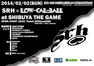Low-Cal-Ball The 10th Anniversary Year ~SRH  x Low-Cal-Ball~