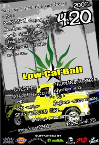 Low-Cal-Ball vol.11